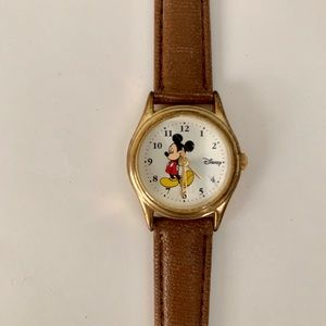 Vintage Mickey Mouse watch Disney